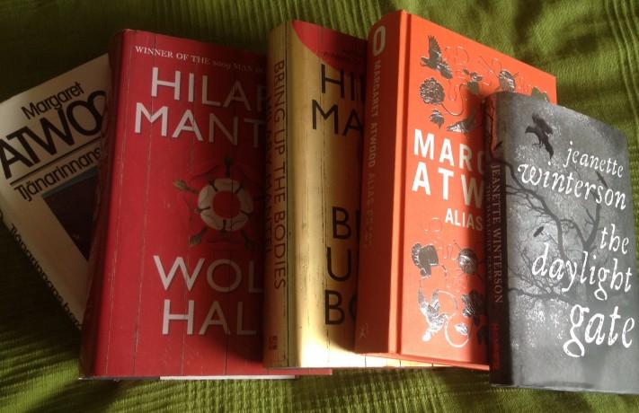 Helenas favoritböcker