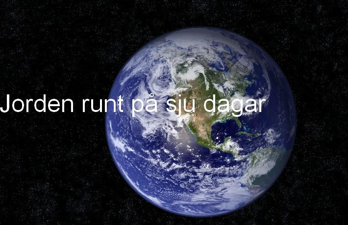jorden runtkollo