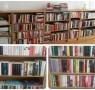 Johannas bokhylla
