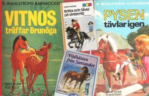 Hästar, hästar, hästar...