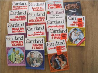 cartlandböcker