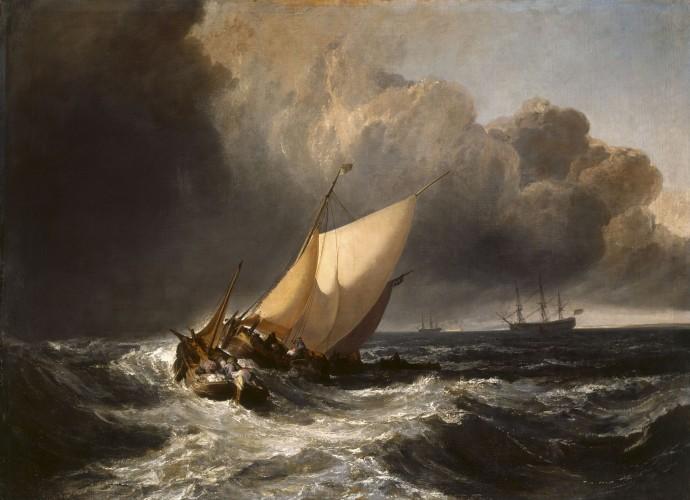 Joseph_Mallord_William_Turner_-_Dutch_Boats_in_a_Gale_-_WGA23163